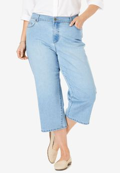 Perfect Cropped Jean,