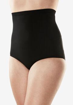 High-Waist Swim Brief with Tummy Control by Swim 365,