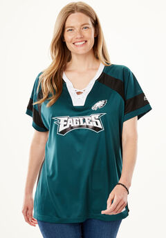 Lace-Up NFL Tee,
