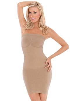 Julie France by Euroskins Léger Ultra Light Strapless Dress Shaper,