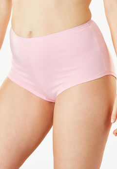 Hipster Stretch Cotton Panty By Comfort Choice®, LIGHT PINK