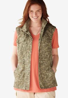 Utility vest,