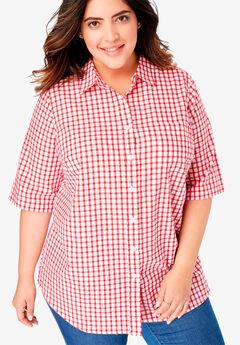 Plus Size Shirts Blouses Full Beauty