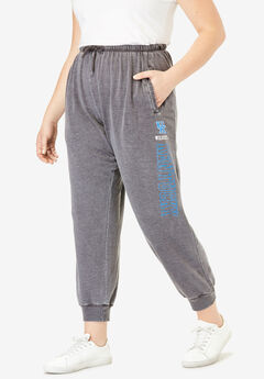 NCAA Team Washed Jogger Sweatpant,