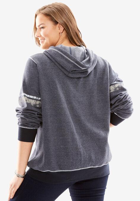 new styles 05d08 fa29a NFL Zip-Up Hooded Sweatshirt