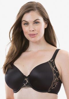 Bali® One Smooth U® Side Support Underwire Bra #3547,