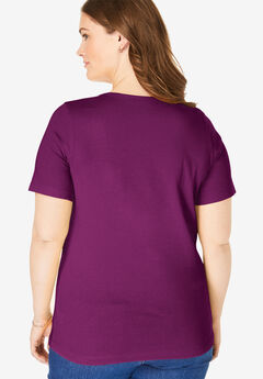 50cdec049f2 Cheap Plus Size T-Shirts and Tops for Women | Full Beauty
