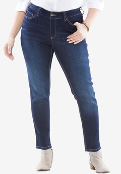 Tummy Slimmer Jegging, DARK