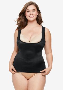 638af4b0a50 Wear-Your-Own-Bra Tank by Secret Solutions® Curvewear