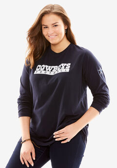 NFL Team Long Sleeve Tee,
