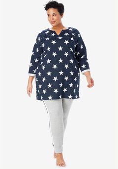 6637ed67c0acc2 Cheap Plus Size Pajamas & Sleepwear for Women | Full Beauty