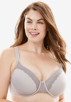 8eb7aa920 Bali® One Smooth U® Lace With Lift Underwire Bra  3L97