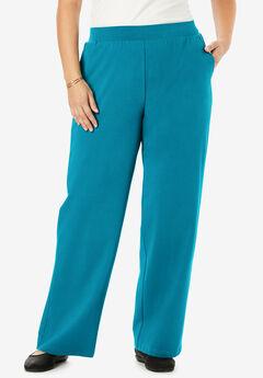 EveryWear Essential Wide Leg Pant,