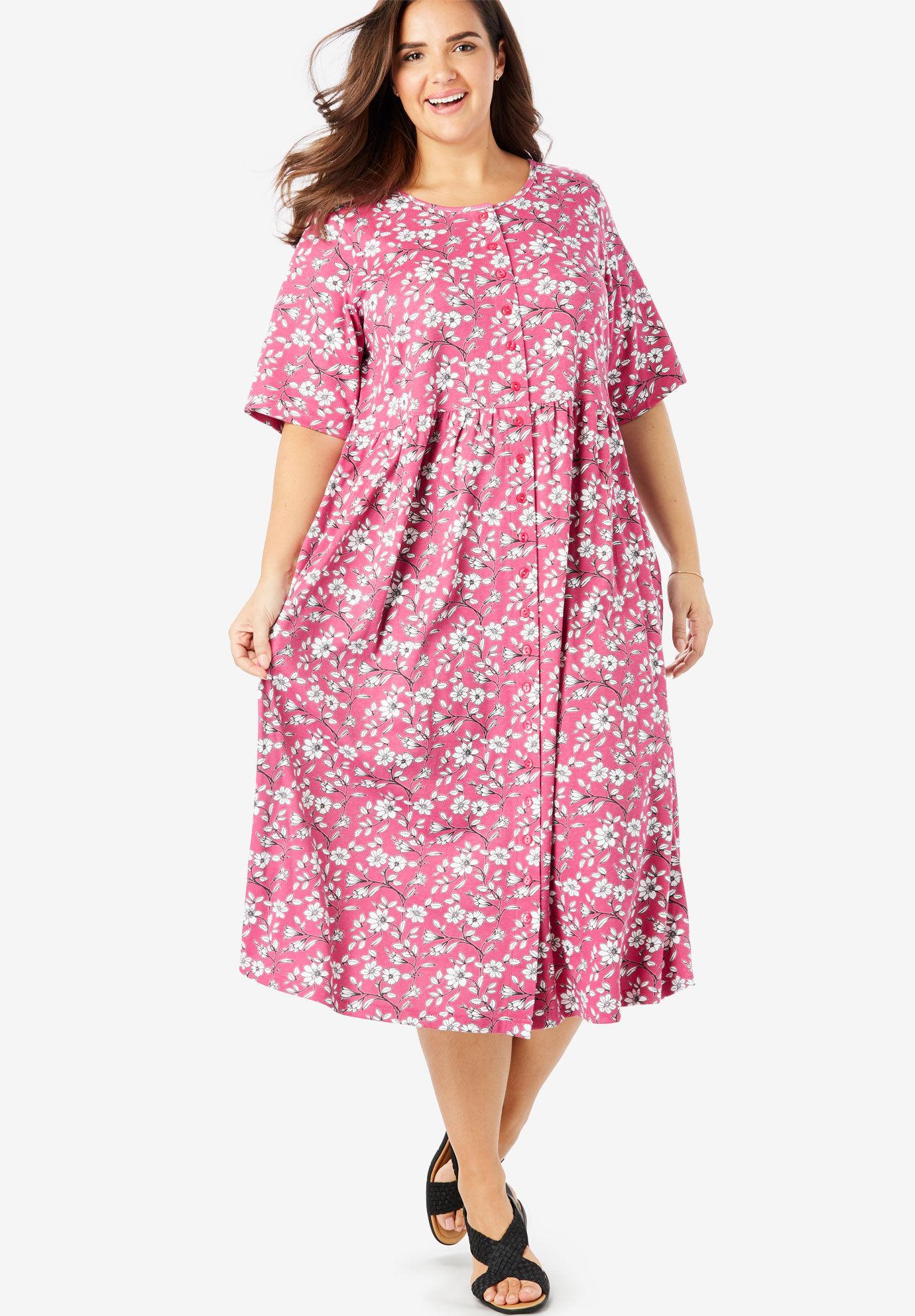 3X Plus Size Maxi Dresses