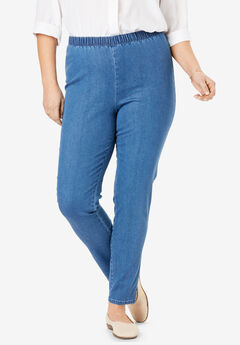Fineline Denim Jegging,
