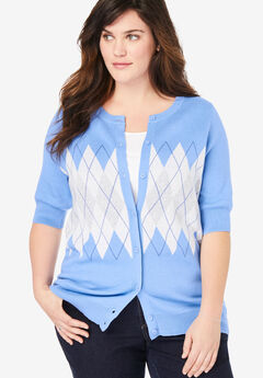 Perfect Elbow-Length Sleeve Cardigan,