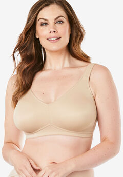 Leading Lady® Dreamy Comfort Microfiber Everyday Bra 5006,