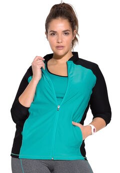The active jacket by fullbeauty SPORT®,