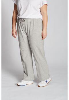 Women's Plus Jersey Pants by Champion®,