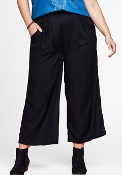 Wide Leg Culotte by Chelsea Studio®,