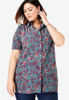 e1949458 Plus Size Shirts & Blouses | Full Beauty