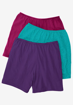 3-Pack Cotton Boxer by Comfort Choice®, MIX PACK