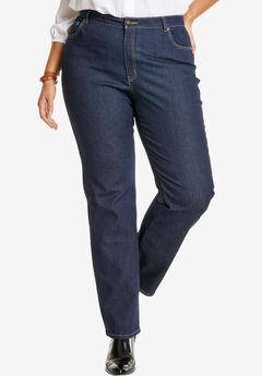 Wide Leg Stretch Jean,