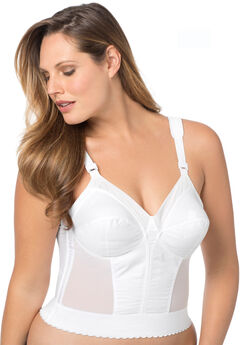 Exquisite Form® Fully® Longline Wireless Bra #5107532,