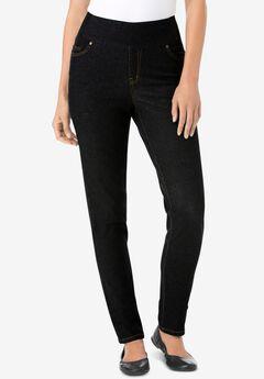 Smooth Waist Skinny Jean,