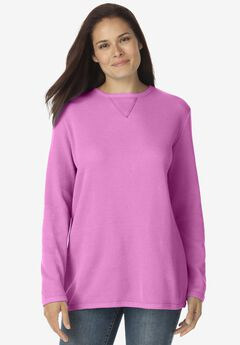Thermal Sweatshirt,