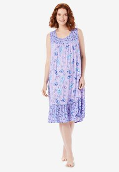 Ruffled Sleepshirt by Dreams & Co.®,