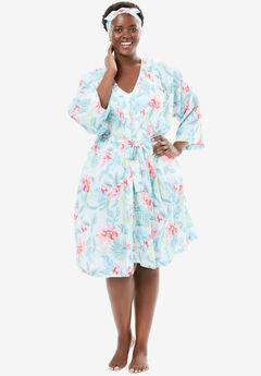 Kimono Robe & Headband Set by Dreams & Co.®,