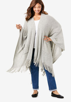 Long Fringed Cape,