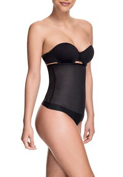 Squeem Celebrity Style High Waist Thong,