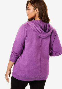 Plus Size Activewear Jackets & Hoodies for Women | Full Beauty
