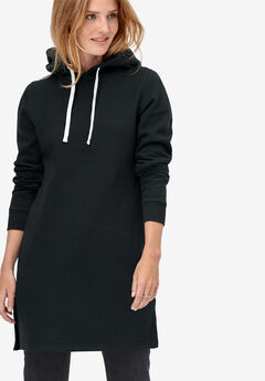 Hooded Sweatshirt Tunic by ellos®,