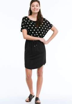 Shirttail Hem Skirt by ellos®,