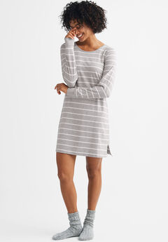 Striped Sleepshirt by ellos®,