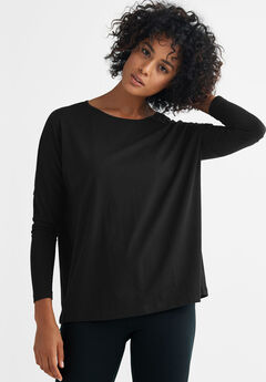 Boxy Sleep Tee by ellos®,