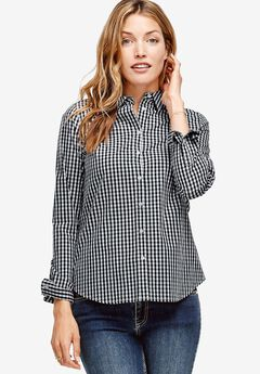 Emma Button-Down Shirt by ellos®,