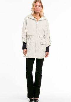 Zip Anorak Rain Jacket by ellos®,