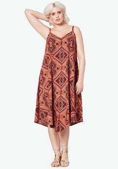 Bali Point Hem Dress by ellos®,
