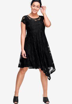 Peony Lace Dress by ellos®,