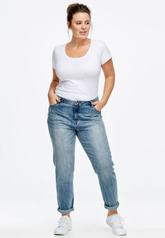 ffe9459d6ddc Plus Size Jeans for Women