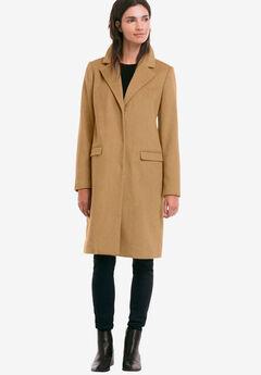 Chloe Snap Front Coat by ellos®,