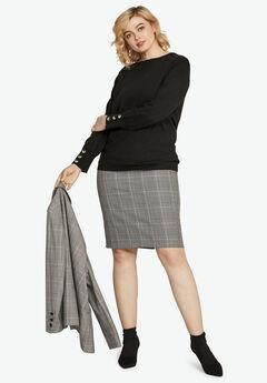 Pencil Skirt by ellos®,