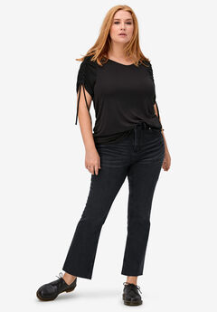 Crop Bootcut Jeans by ellos®,