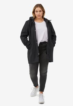 Bonded High-Low Jacket by ellos®,
