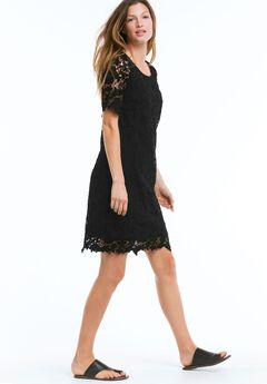 Garden Floral Lace Dress by ellos®,