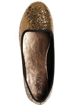Glitter Flats by ellos®,